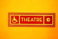 Theatre Royalty Free Stock Photos