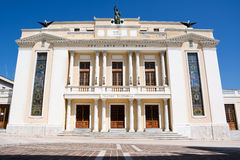 Theatre Tosti of Ortona Royalty Free Stock Photography