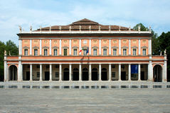 Theatre Valli Reggio Emilia Stock Images