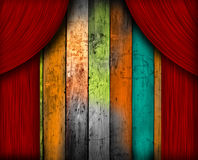 Theatrical Background Stock Images