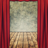 Theatrical grungy backgrounds Royalty Free Stock Images