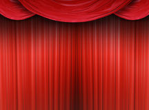 Theatrical performance Royalty Free Stock Image