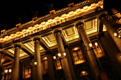 Theatro Juarez Photo stock