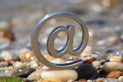 thebeach www Στοκ εικόνα με δικαίωμα ελεύθερης χρήσης