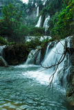 Thee Lor Su waterfall Royalty Free Stock Images
