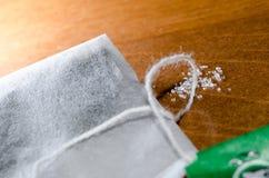 Thee met suiker Stock Foto