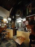 Theehuis en tabakswinkel in Damascus Stock Afbeelding