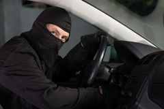 Theft auto Royalty Free Stock Image