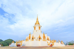 Theiland temple Royalty Free Stock Image