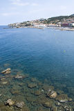 Their Coast of France, Banyul-Sur Mer Stock Photography