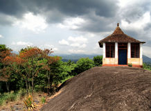 Thelambugala寺庙,斯里兰卡 库存图片