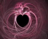 Thema van de valentijnskaart Royalty-vrije Stock Foto