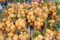 Themaprang. Is a fruit in Asia Royalty Free Stock Photos