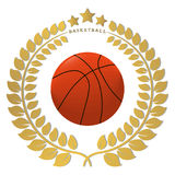 The theme basketball Royalty Free Stock Photography