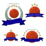 The theme basketball Royalty Free Stock Photos
