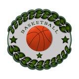 The theme basketball Royalty Free Stock Photo