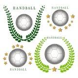 The theme handball Royalty Free Stock Photos