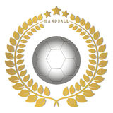 The theme handball Royalty Free Stock Photography