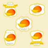 The theme mango Royalty Free Stock Photography