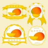 The theme mango Stock Image