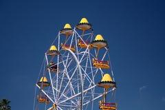 Theme Park. In St. Kilda, Melbourne, Australia stock image