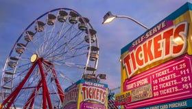 Theme Park Stock Images