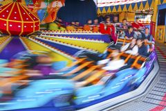Theme park Stock Photography