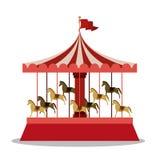 Theme park design Stock Photo