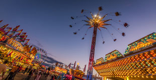 Theme Park Royalty Free Stock Image