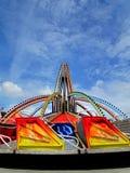 Theme park ride Stock Photos