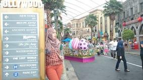 Theme Park Stock Photography