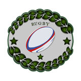 The theme rugby Royalty Free Stock Photo