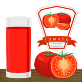 The theme tomato Stock Photography