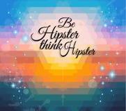 Themed bakgrund för musik för diskoklubbareklamblad Arkivfoto