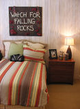 Themed Bedroom Stock Photos