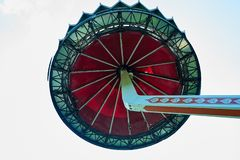 Themenorientierter Vergn?gungspark der Fantasie Efteling lizenzfreies stockbild