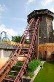 Themepark Stockfoto