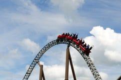Themepark royaltyfria foton