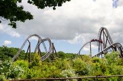 Themepark Стоковые Изображения RF