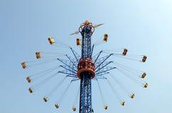 Themepark zdjęcie stock