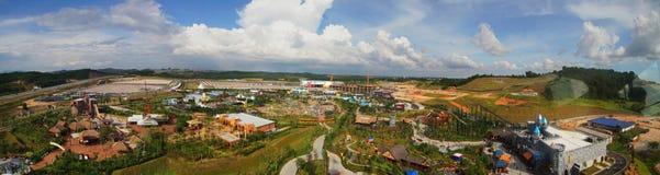 Themepark Maleisië Royalty-vrije Stock Fotografie