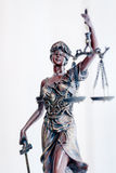 Themis statue Royalty Free Stock Photos