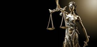 Free Themis Statue Justice Scales Law Lawyer Concept Royalty Free Stock Images - 149640269