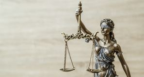 Themis Statue Justice Scales Law Lawyer Concept royalty free stock photography