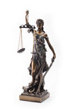 Themis statue Royalty Free Stock Image