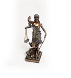 Themis statue royalty free stock photography