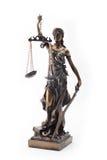 Themis staty Royaltyfri Bild