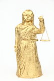 Themis Royalty Free Stock Image