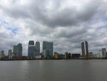 Themse-Fluss in London Stockfotos