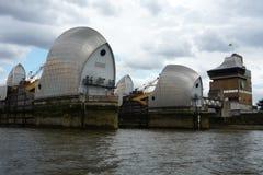 Themse-Sperrwerk Stockfotografie
